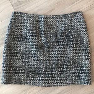 J.Crew Tweed Skirt